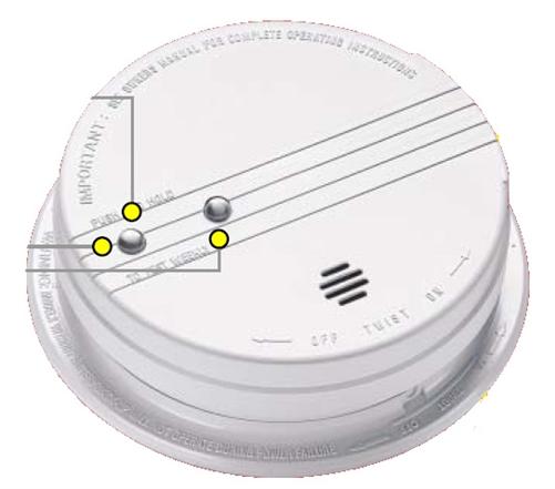 Kidde 1235 120v Ac Ionization Smoke Alarm Upgraded To I12060