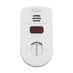 Kidde KN-COP-DP-LS (KN-COP-DP-B) (900-0234) Nighthawk with Digital Display AC Plug-in Operated Carbon Monoxide Alarm
