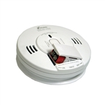 Kidde KN-COPE-D (CP9000) Battery Powered Combination Carbon Monoxide & Smoke Alarm with Photoelectric Sensor