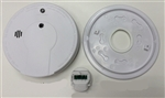 Kidde P12040-KA-F Replacement Kit to Replace Old Firex Photoelectric 120V AC Wire-in Smoke Alarm