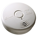 Kidde P3010L (21010064) Worry Free 10 Year Sealed Lithium Battery Operated Smoke Alarm for the Living Area with Hush Button
