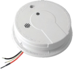 Kidde PE120E (P12040) (21006371) 120V Photoelectric Wire-in  Smoke Alarm