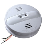 Kidde PI2010 (PI2000) (21007915) 120V Dual Ionization and Photoelectric Wire-in Smoke Alarm