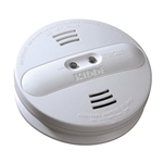 Kidde PI9010 (21007385) Dual Ionization and Photoelectric Sensor, Battery Operated Smoke Alarm