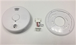 Kidde i12010SCO-KA-F2 Replacement Kit to Replace Old Firex 120V AC Wire-in Combination Smoke and Carbon Monoxide Alarm with 10 Year Sealed Lithium Battery