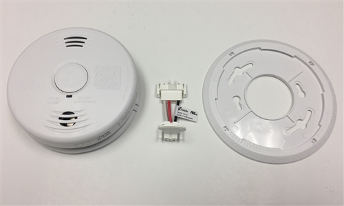 Kidde I12010sco Ka F2 Replacement Kit To Replace Old Firex 120v Ac