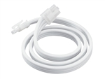"Lithonia UC ERC24 R12 24"" Connector Cord White"