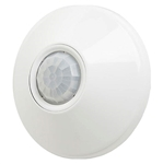 Lithonia CM PDT 9 Acuity Sensor Switch Standard Range, Dual Technology Ceiling Mount Occupancy Sensor, White