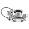 Lithonia LDN6 40/06 120 HSG OS 6 inch Downlight LED 12 Watts 4000K 600 Lumens Includes LED and Housing