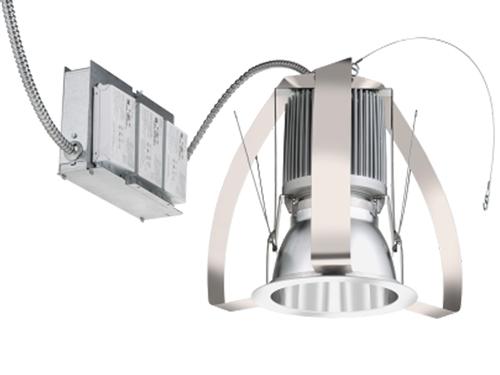 "Lithonia Lighting 4/"" LED Downlight housing /& trim LDN4-35//10-LO4AR-LSS-MVOLT-EZ1"