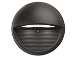 Lithonia OLSR DDB M6 LED Step Light Round 9W 4000K Cool White 370 Lumens