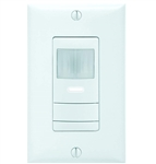 Lithonia WSX PDT WH Acuity Sensor Switch Dual Detection Occupancy Single Pole Wall White