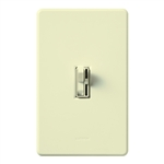 Lutron AYCL-153P-AL Ariadni 600W Incandescent, 150W CFL or LED Single Pole / 3-Way Dimmer in Almond