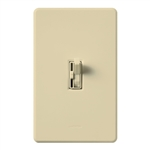 Lutron AYFSQ-FH-IV Ariadni 120V 1.5A Single Pole/3-Way 3-Speed Fan Control in Ivory