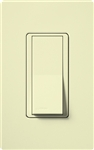 Lutron CA-3PS-AL Claro 15A 3-Way Switch in Almond
