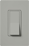 Lutron CA-3PS-GR Claro 15A 3-Way Switch in Gray