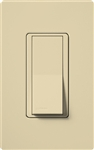Lutron CA-3PS-IV Claro 15A 3-Way Switch in Ivory