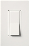 Lutron CA-3PS-WH Claro 15A 3-Way Switch in White
