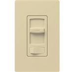 Lutron CTCL-153PDH-IV Skylark Contour 600W Incandescent, 150W CFL or LED Single Pole / 3-Way Dimmer in Ivory