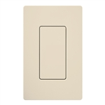 Lutron DV-BI-LA Diva Blank Insert in Light Almond