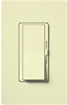 Lutron DVCL-253P-AL Diva 600W Incandescent, 250W CFL or LED Single Pole / 3-Way Dimmer in Almond