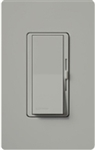 Lutron DVCL-253P-GR Diva 600W Incandescent, 250W CFL or LED Single Pole / 3-Way Dimmer in Gray