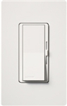 Lutron DVCL-253P-WH Diva 600W Incandescent, 250W CFL or LED Single Pole / 3-Way Dimmer in White