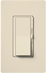 Lutron DVCL-253PH-LA Diva 600W Incandescent, 250W CFL or LED Single Pole / 3-Way Dimmer in Light Almond