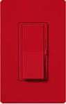 Lutron DVSCELV-303P-HT Diva Satin 300W Electronic Low Voltage 3-Way Dimmer in Hot