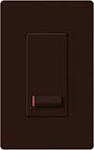 Lutron LX-1PSL-BR Lyneo Lx 120V / 5A Single Pole Switch in Brown