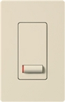 Lutron LX-1PSLH-LA Lyneo Lx 120V / 5A Single Pole Switch in Light Almond