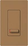 Lutron LX-4PSL-TC Lyneo Lx 120V / 5A 4-Way Switch in Terracotta