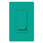 Lutron LX-4PSL-TQ Lyneo Lx 120V / 5A 4-Way Switch in Turquoise
