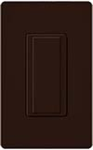 Lutron MA-AS-277-BR Maestro 277V Digital Companion Switch in Brown