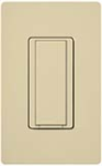 Lutron MA-AS-277-LA Maestro 277V Digital Companion Switch in Light Almond