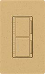 Lutron MA-L3T251-GS Maestro Satin 300W & 2.5A Incandescent / Halogen Single Location Dimmer & Timer in Goldstone