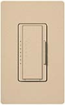 Lutron MA-T51-DS Maestro Satin 120V 5A Lighting, 3A Fan Single Location Timer in Desert Stone