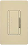 Lutron MA-T51-IV Maestro 120V 5A Lighting, 3A Fan Single Location Timer in Ivory