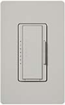 Lutron MA-T51-PD Maestro Satin 120V 5A Lighting, 3A Fan Single Location Timer in Palladium