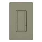 Lutron MACL-153M-GB Maestro 600W Incandescent, 150W CFL or LED Single Pole / 3-Way Dimmer in Greenbriar