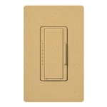 Lutron MACL-153M-GS Maestro 600W Incandescent, 150W CFL or LED Single Pole / 3-Way Dimmer in Goldstone