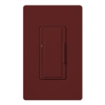 Lutron MACL-153M-MR Maestro 600W Incandescent, 150W CFL or LED Single Pole / 3-Way Dimmer in Merlot