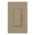 Lutron MACL-153M-MS Maestro 600W Incandescent, 150W CFL or LED Single Pole / 3-Way Dimmer in Mocha Stone