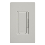Lutron MACL-153M-PD Maestro 600W Incandescent, 150W CFL or LED Single Pole / 3-Way Dimmer in Palladium