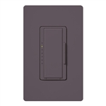 Lutron MACL-153M-PL Maestro 600W Incandescent, 150W CFL or LED Single Pole / 3-Way Dimmer in Plum