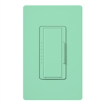 Lutron MACL-153M-SG Maestro 600W Incandescent, 150W CFL or LED Single Pole / 3-Way Dimmer in Sea Glass