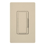 Lutron MACL-153M-ST Maestro 600W Incandescent, 150W CFL or LED Single Pole / 3-Way Dimmer in Stone