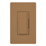 Lutron MACL-153M-TC Maestro 600W Incandescent, 150W CFL or LED Single Pole / 3-Way Dimmer in Terracotta