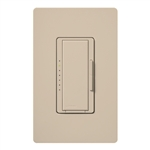 Lutron MACL-153M-TP Maestro 600W Incandescent, 150W CFL or LED Single Pole / 3-Way Dimmer in Taupe