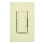 Lutron MACL-153MH-AL Maestro 600W Incandescent, 150W CFL or LED Single Pole / 3-Way Dimmer in Almond